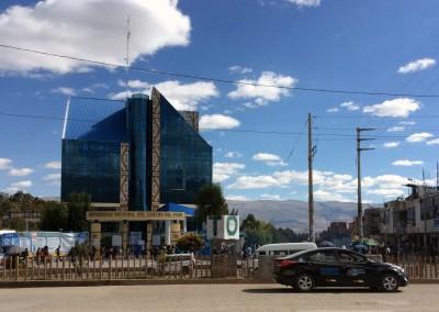 Universidad Nacional del Centro del Perú en Huancayo