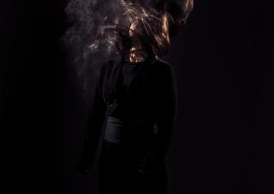 Respirar flamenco. Pura expresión en Rocio Aristimuño.