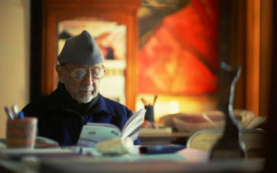 Falleció el poeta Leonidas Escudero