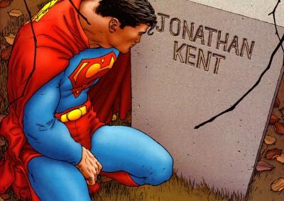All Star Superman - Jonathan Kent