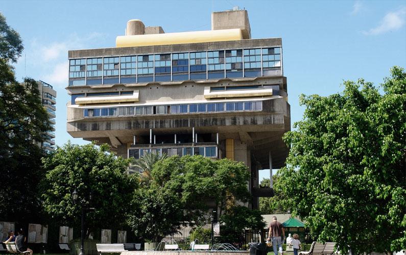¿Se enteró que hubo un crimen en la Biblioteca Nacional?