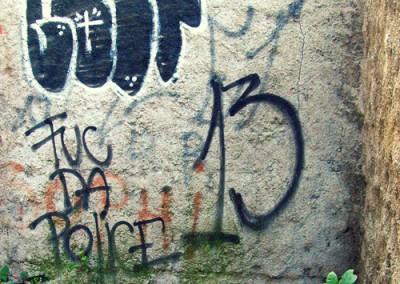 Lo que las calles hablan 05 - Carolina Catalano