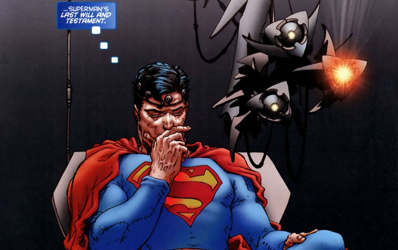 ALL-STAR SUPERMAN: Arder, no desvanecerse