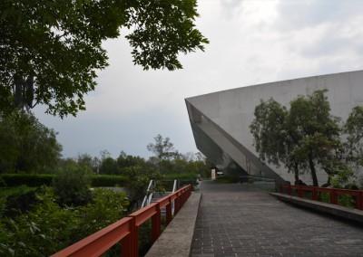 Vista del Museo.