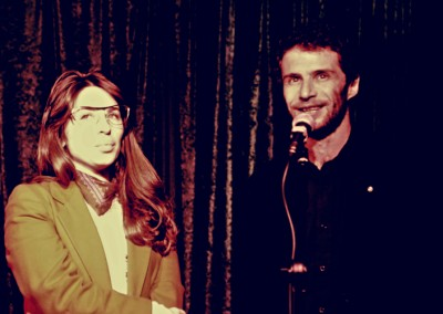 Julieta Desmarás y Miguel Martínez Naón | Claudia Gimenez