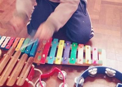 Escuela de Música y Artes El Árbol - xilofón