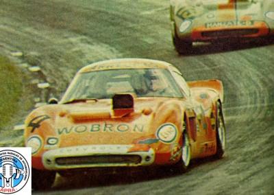 Trueno Naranja, el Fast-Chevrolet