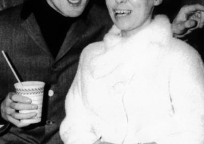 George y Louise Harrison