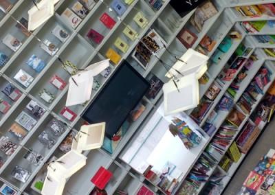Libros voladores en el sector infantil.