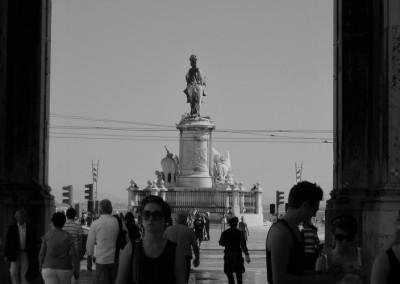 Arco del Triunfo / Claudia Sánchez Rod