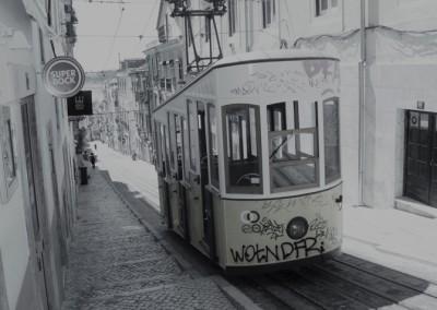 Lisboa / Claudia Sánchez Rod
