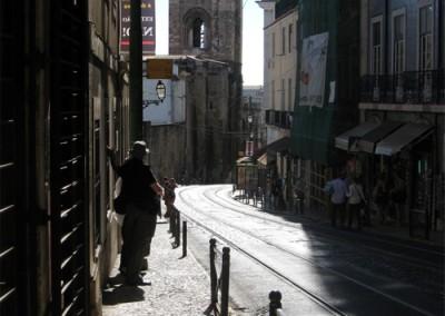 Calles de Lisboa / Claudia Sánchez Rod