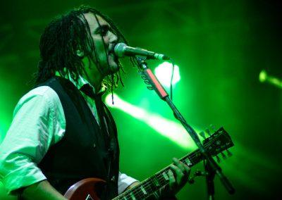 Kapanga en Rock en Baradero   Ph: Sabrina Castro