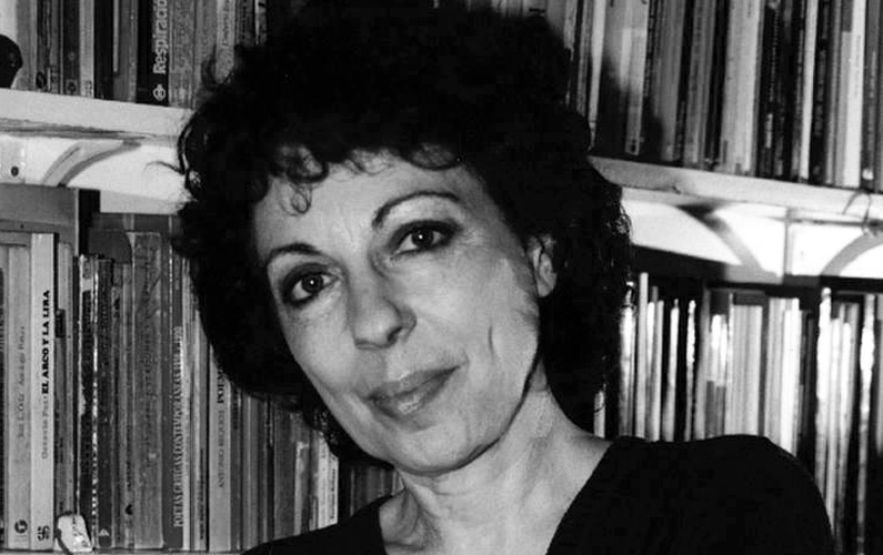 Paulina Vinderman: La poesía siempre será perder lo que consigo nombrar