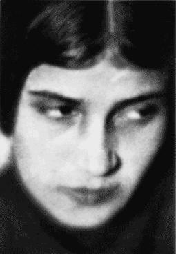 Tina Modotti por Edward Weston - 1924