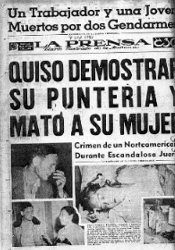 Burroughs en la prensa