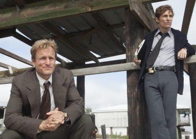 Y un par de detectives en 1995