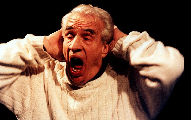 "No hubiera escrito teatro si no hubiera visto ""Esperando a Godot"""