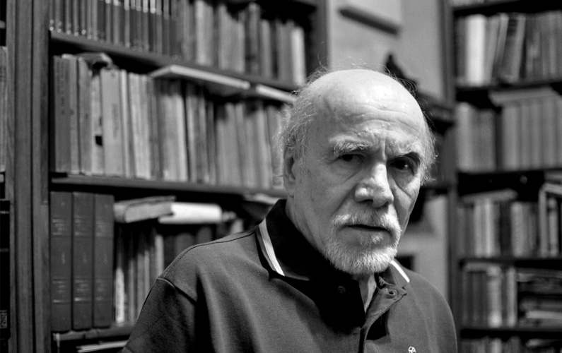 Falleció el escritor Abelardo Castillo