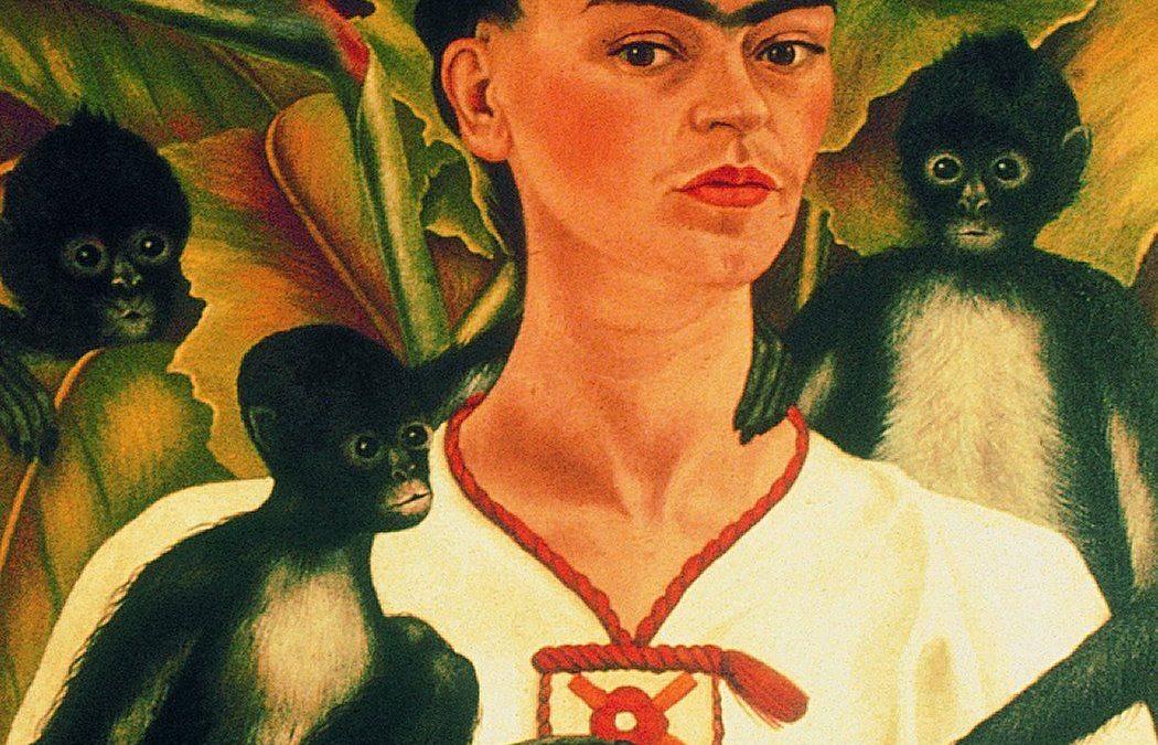 Viva la vida  (un recuerdo de Frida)