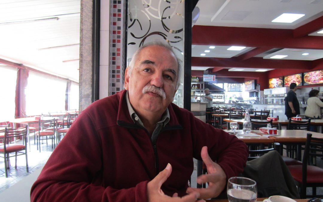 JORGE GILES: EL SECRETO DE SU OJOS (PRIMERA PARTE)