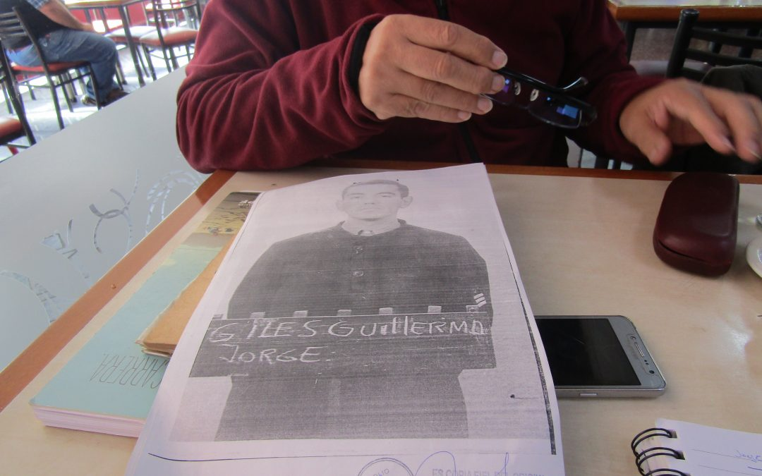 JORGE GILES: EL SECRETO DE SU OJOS (SEGUNDA PARTE)