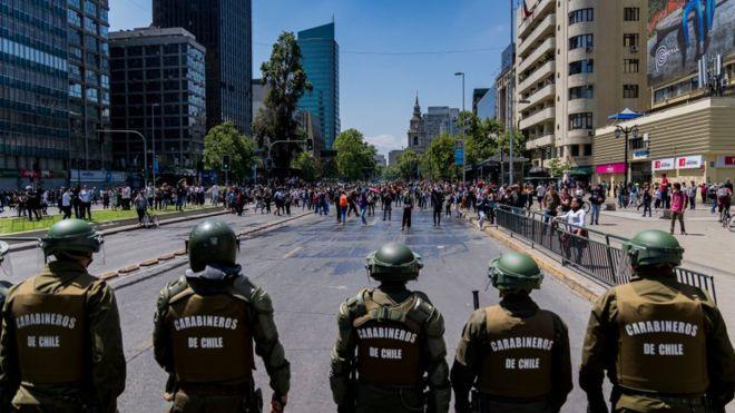EL INTERCAMBIO SIMBÓLICO DEL OTRO LADO DE LOS ANDES