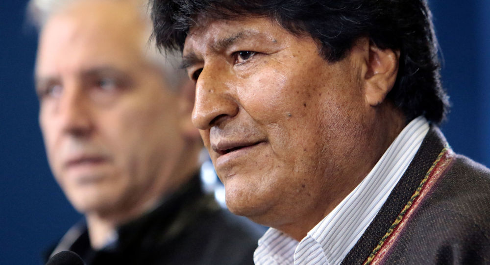 LAS VENAS ABIERTAS DE BOLIVIA