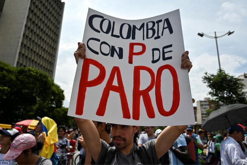 LA LUCHA EN COLOMBIA CONTINUA